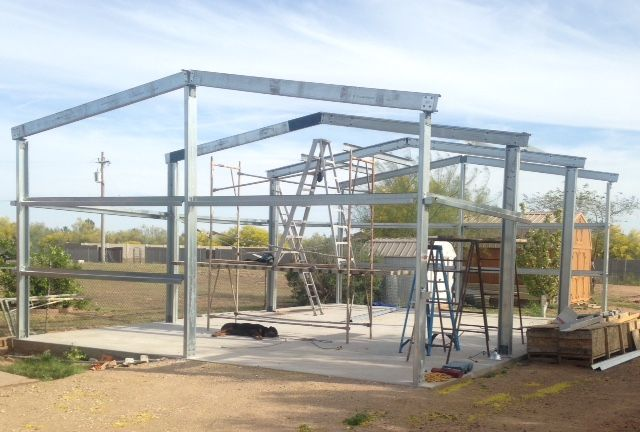 Save Up To 65 On Steel Building Components
